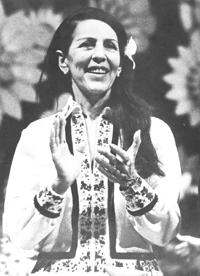 Celia Sánchez Manduley.